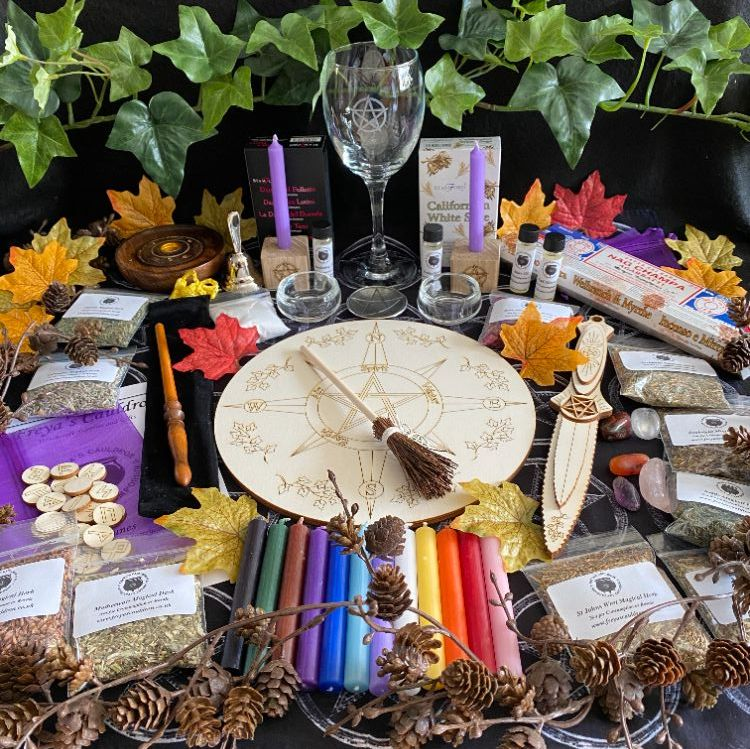 Witches Starter Sets and Altar Kits