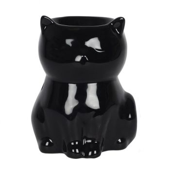 Black Cat Oil Burner & Free Oil
