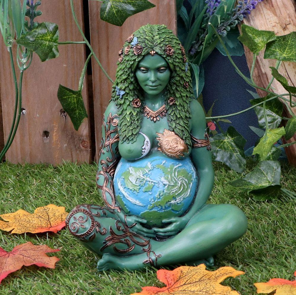 Mother Earth Gaia Figurine