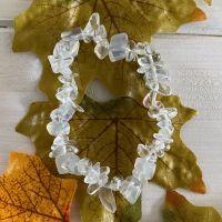 Opalite Crystal Chip Bracelet ~ SALE