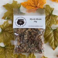 Myrrh Incense Resin ~ 50g
