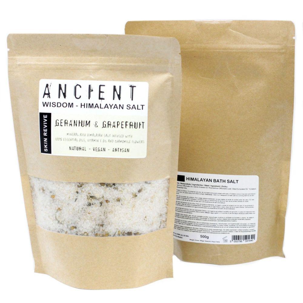 Himalayan Salt Blend ~ Skin Revive