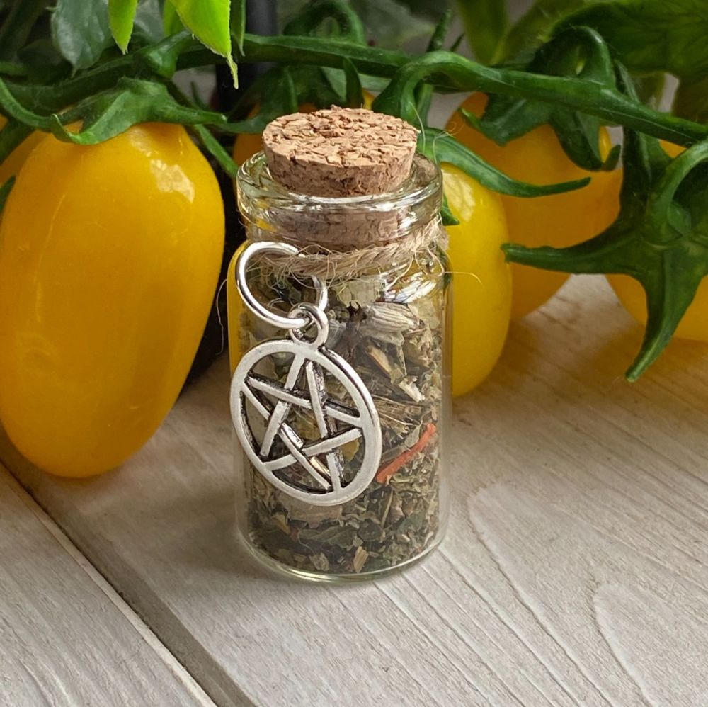 Witches Courage Vial