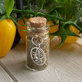 Witches Fertility Vial