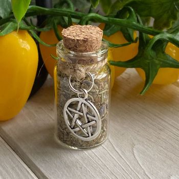 Witches Protection Vial