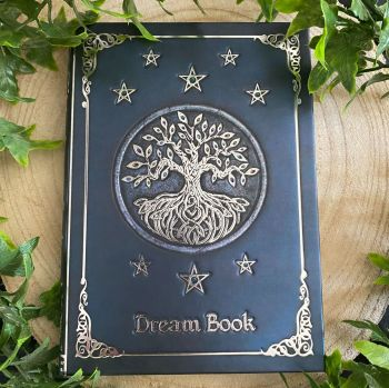 Dream Book with Tree of Life Design