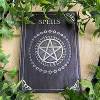 Spells Journal by Luna Lakota ~ Purple