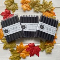21 Black 10 cm Spell Candles