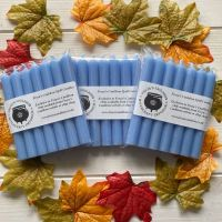 21 Pale Blue 10 cm Spell Candles