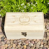 A Magical Spell Candles Chest