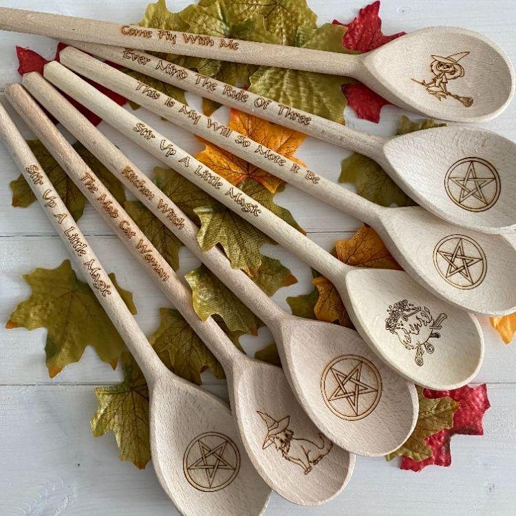 Cauldron Spoons