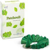 Patchouli Incense Cones ~ Pack of 15 cones