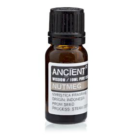 Ancient Wisdom Essential Oil ~ Nutmeg