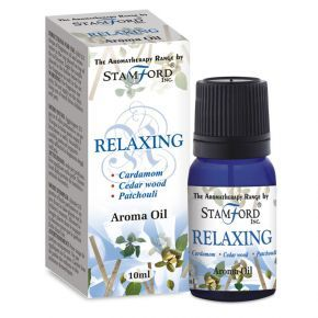 Stamford Aroma Oil ~ Relaxing