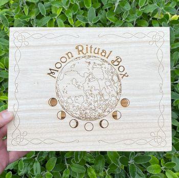 A Stunning Moon Ritual Box