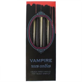 Vampire Candles ~ Pack of 4