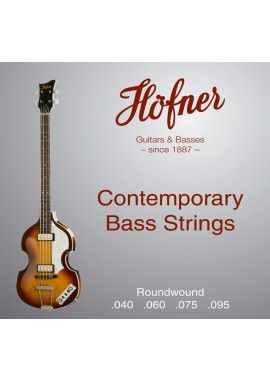 Hofner Short Scale Bass Strings, now with FREE POSTAGE!