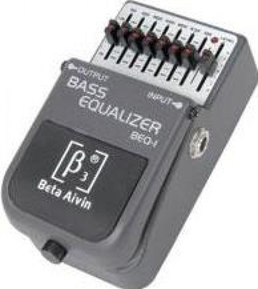 BASS EQUALIZER BEQ-1