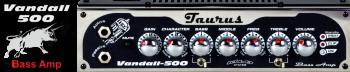 Taurus Vandall 500 Bass Head