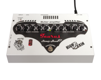 Taurus Guitar Stomp Box