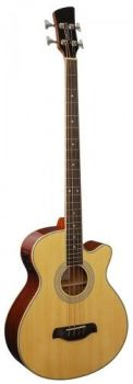 BRUNSWICK ACOUSTIC BASS NATURAL      TBJBA