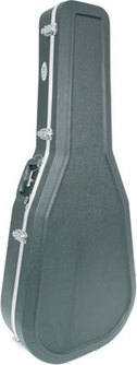 Shaped Acoustic Dreadnoughtl type Guitar Case