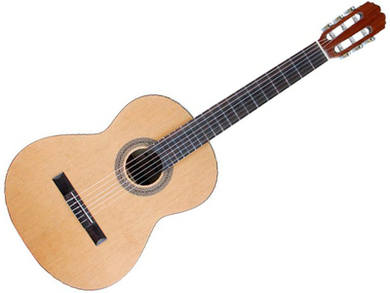 Nylon Acoustic Guitar / Classical