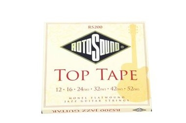 Rotosound Top Tape, now with FREE POSTAGE!