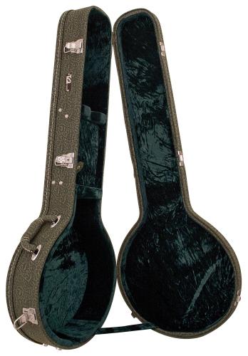 Banjo Case for Tenor Banjo = Large Case