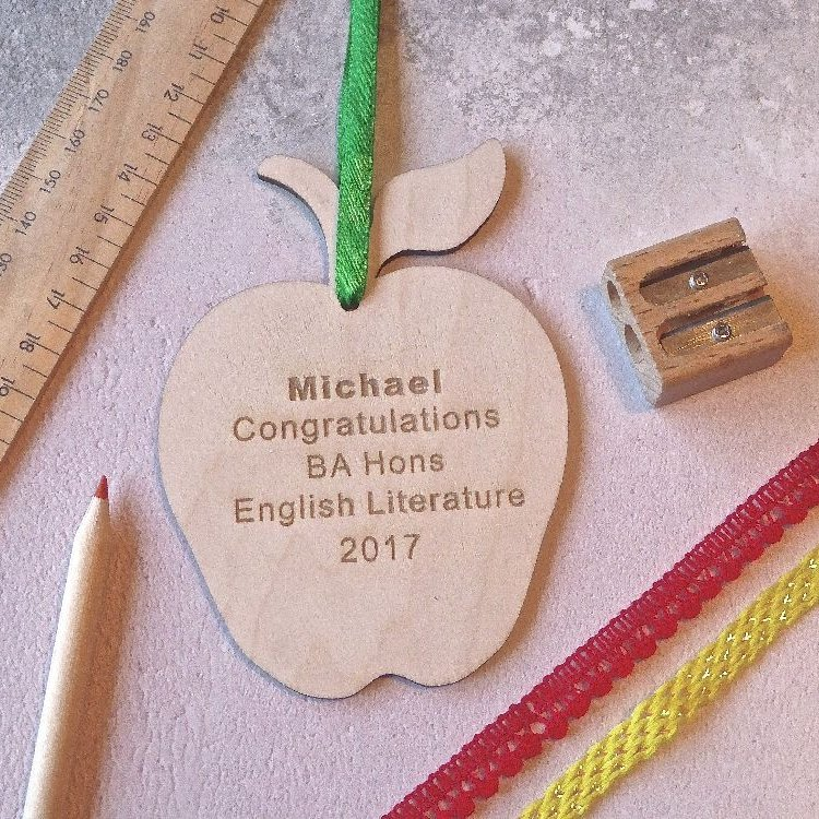 Personalised Apples