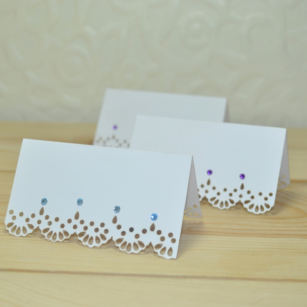 Butterfly Laser Cut Wedding Place Card
