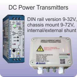 DC Power Transmitters