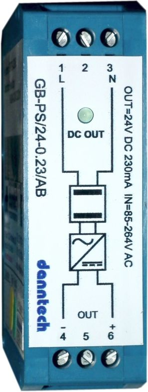 DC Power Supplies - 5W