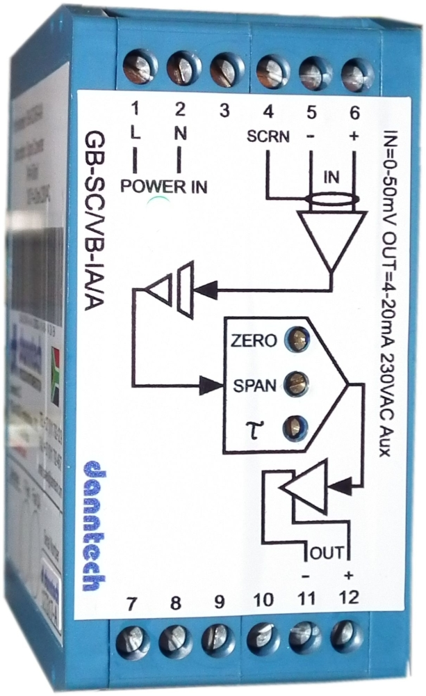 Analogue Signal Converter