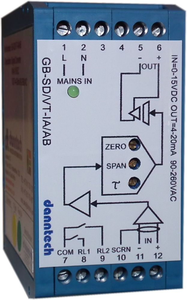 Signal Converter - Digital