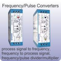 Frequency/Pulse Converters