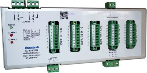 40 Digital Switch Input Transmitter (DSIT40)