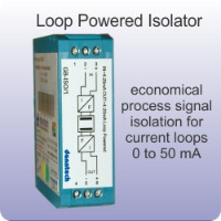 Loop Powered Signal Isolators