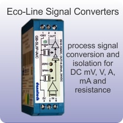 Eco-Line Process Signal Isolator
