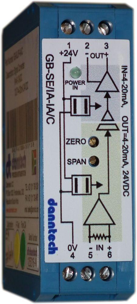 Eco-Line Signal Converters - DC Current Input