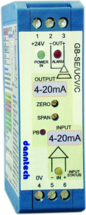 Eco-Line SCs - User Configurable Versions for mV, V and mA DC