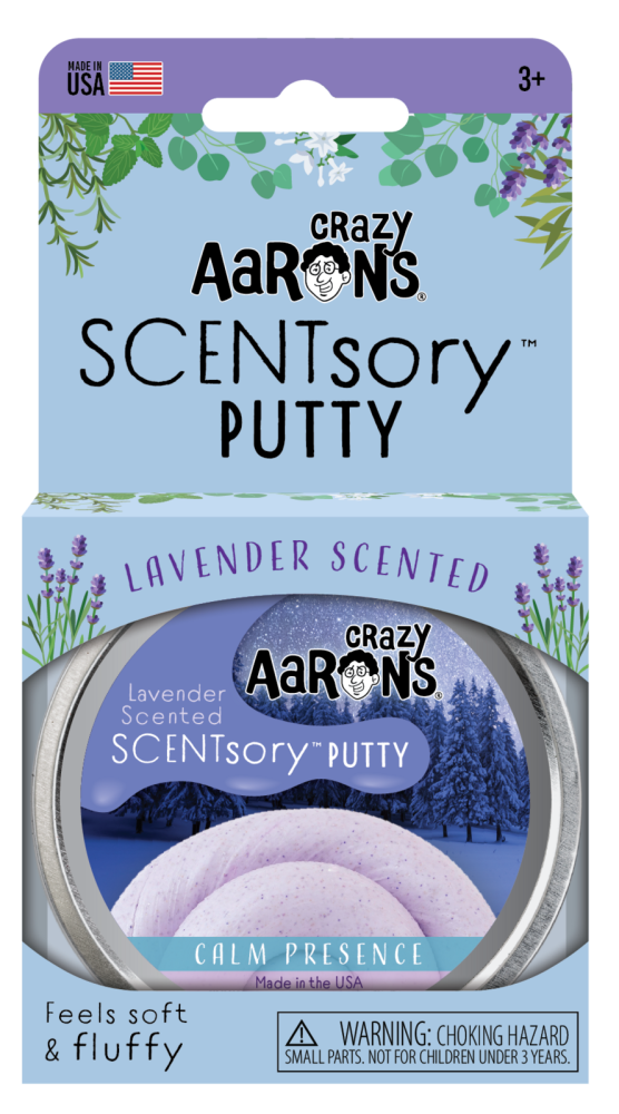 Crazy Aaron's SCENTsory Putty - Calm Presence