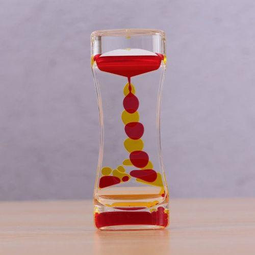 Liquid Motion - red/yellow