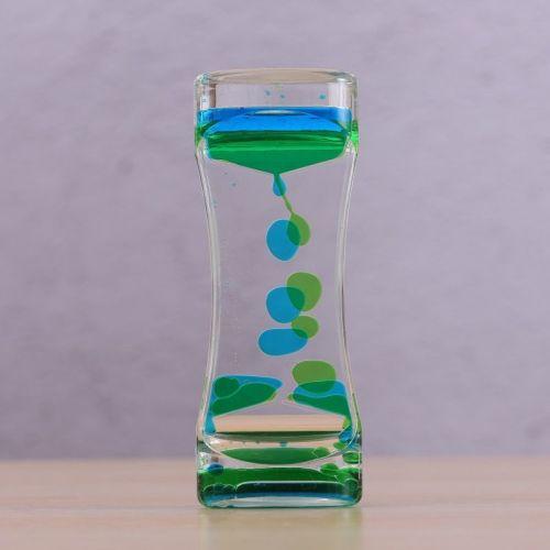 Liquid Motion - green/blue