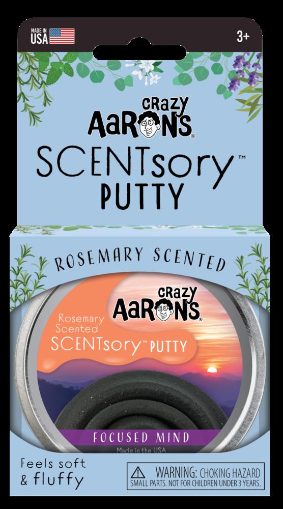 Crazy Aaron's SCENTsory Putty - Focussed Mind