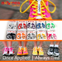 GREEPER Laces - Once Applied, Always Tied