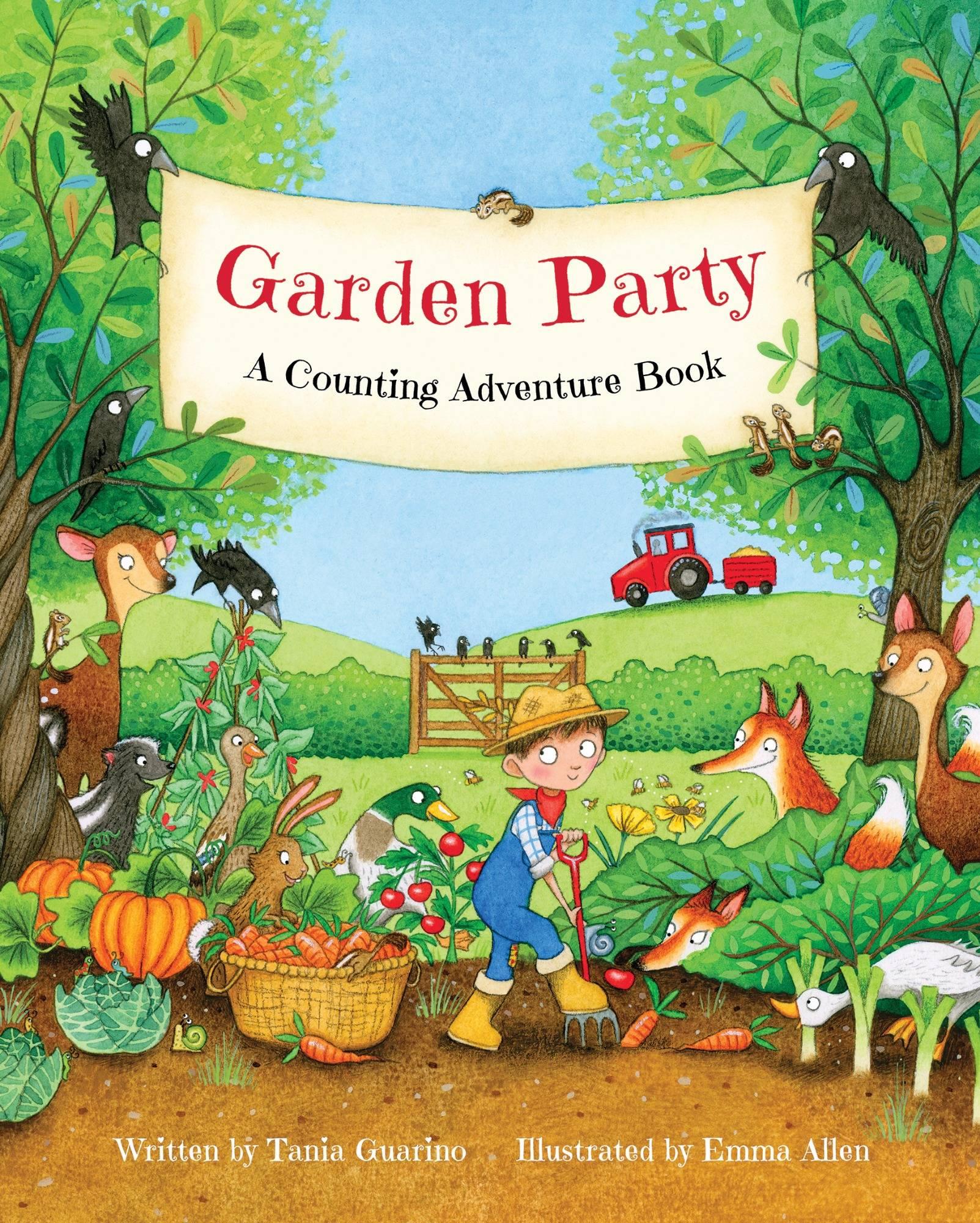 Garden Book Cover