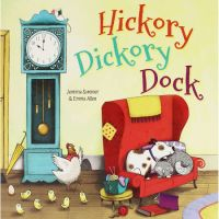 Hickory Dickory Dock Cover