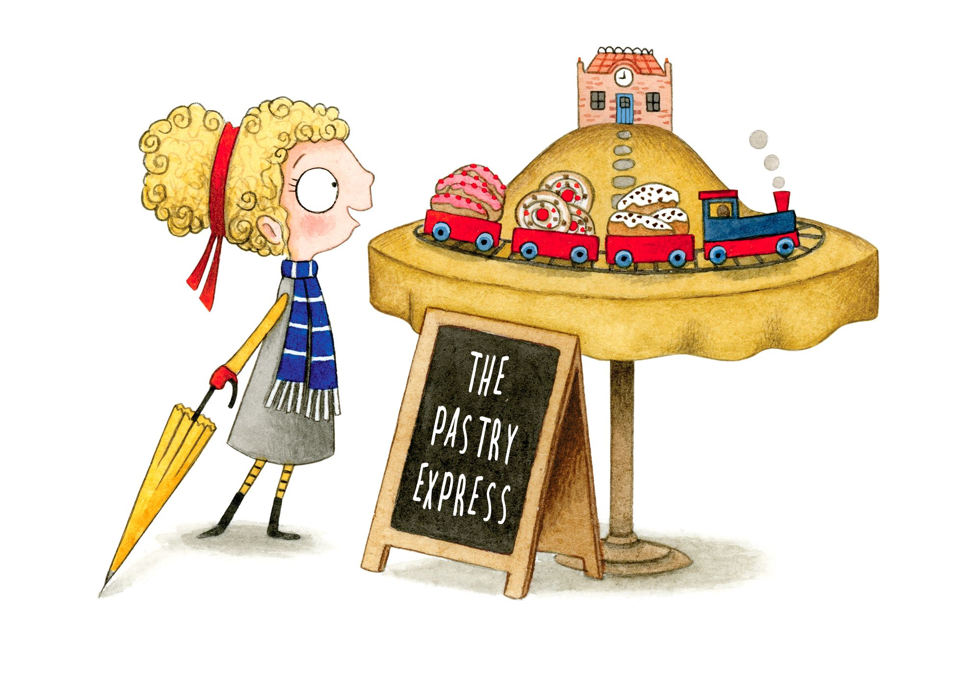 The Pastry Express
