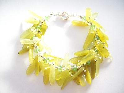 Olivine Bracelet
